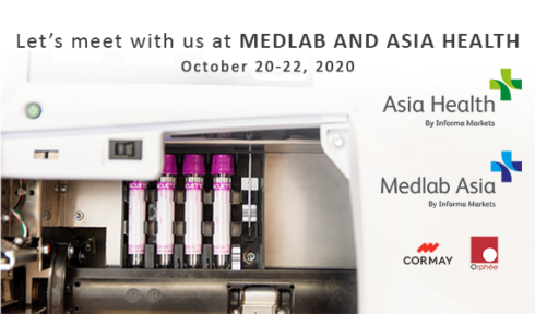 Medlab and Asia Health