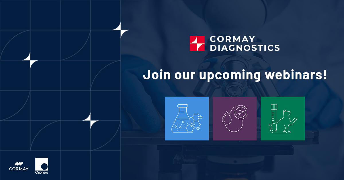 Join our upcoming webinars!